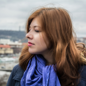 Prague girl