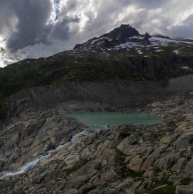 Rhónský Ledovec