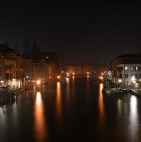 Krása nočních Benátek