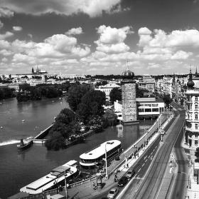 Praha a zase ta Praha....