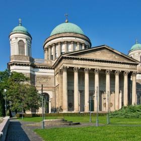 Ostřihomská bazilika ...
