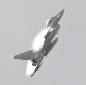 Eurofighter Typhoon RAF