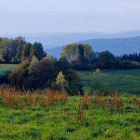 Podzim na Valašsku..