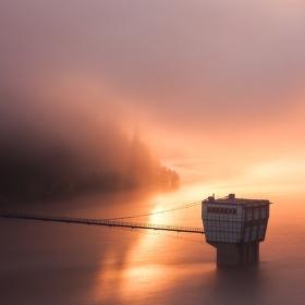 Ráno u vody