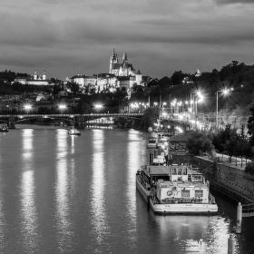 Večerní Praha III.