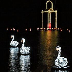 Plovoucí svíce