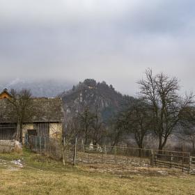 Slovenský vidiek týchto dní