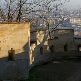 Z Petřínských sadů II