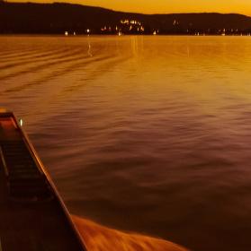 Plavba po jezeře