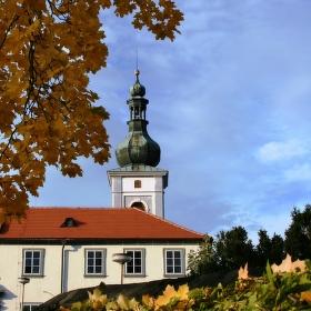 Zákupy na podzim.