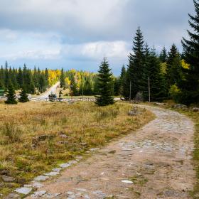 Podzim na Polaně