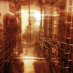 Kitchen prison