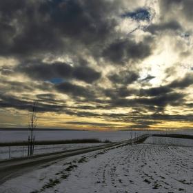 Dramatično na obloze v Moravském Toskánsku