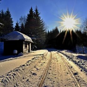 Cestou po kolejích