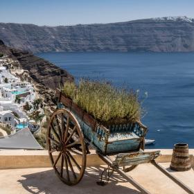 Kouzelné Santorini