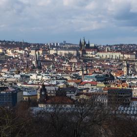 Praha volá jaro