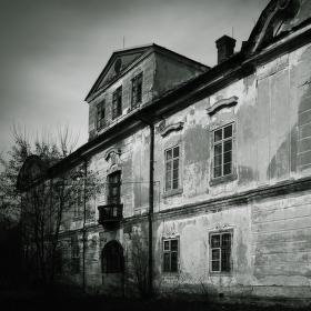 Starý zámek Golčův Jeníkov