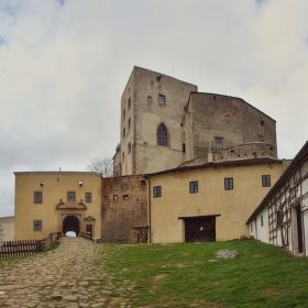 hrad BUCHLOV