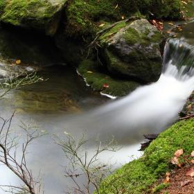 vodní kouzla