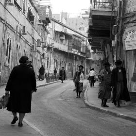 Jerusalem Mea Shearim