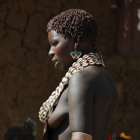 Hamarská žena
