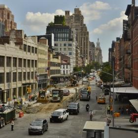 Ulice v NY
