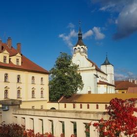 podzimní Lipník n.Bečvou
