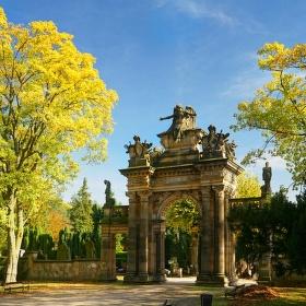 Gothardský portál v Hořicích
