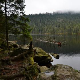 U Čertova jezera