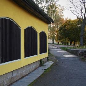 Dům s dekorací