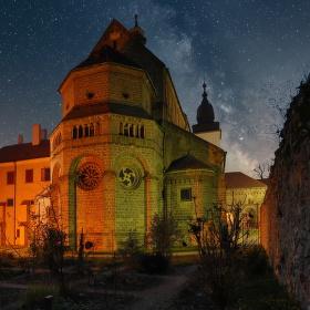 Třebíč bazilika