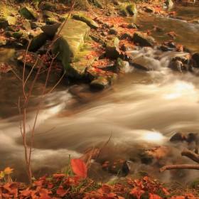 řeka Mohelnice,vesnice Krásná
