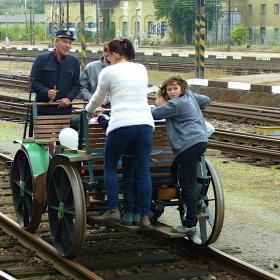 Na Smíchovském nádraží