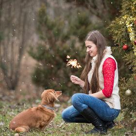 Peťa, Maxík a vánoce