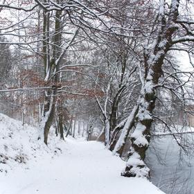 Zima v Havíčkově Brodě