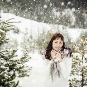Zimní portrét