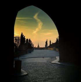 Vítejte na Karlově mostě