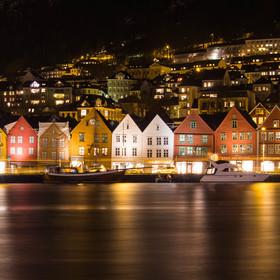 Přístav Bryggen