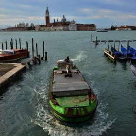 Dobré ráno Benátky
