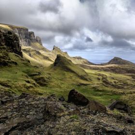 Quiraing, Skotsko