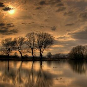 Jarný podvečer