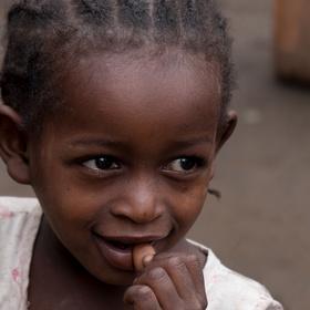 Lucinka z Etiopie
