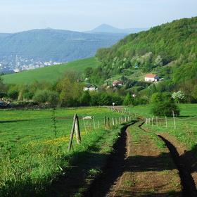 Cestou na hrad Blansko