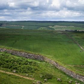Skotské zdi a zídky