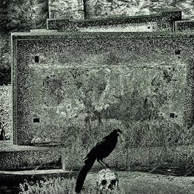 Opuštěný hrob ..