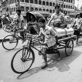 Deň v Dháke