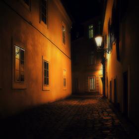 Tajemno noci