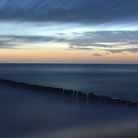 Večerní moře