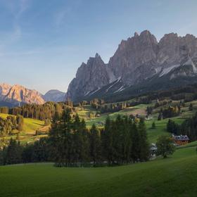 Cortina morning