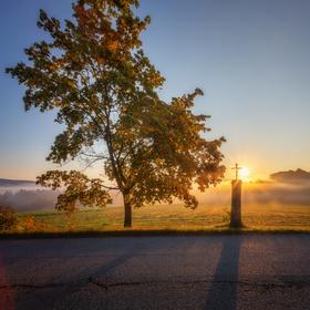 Mystické ráno
